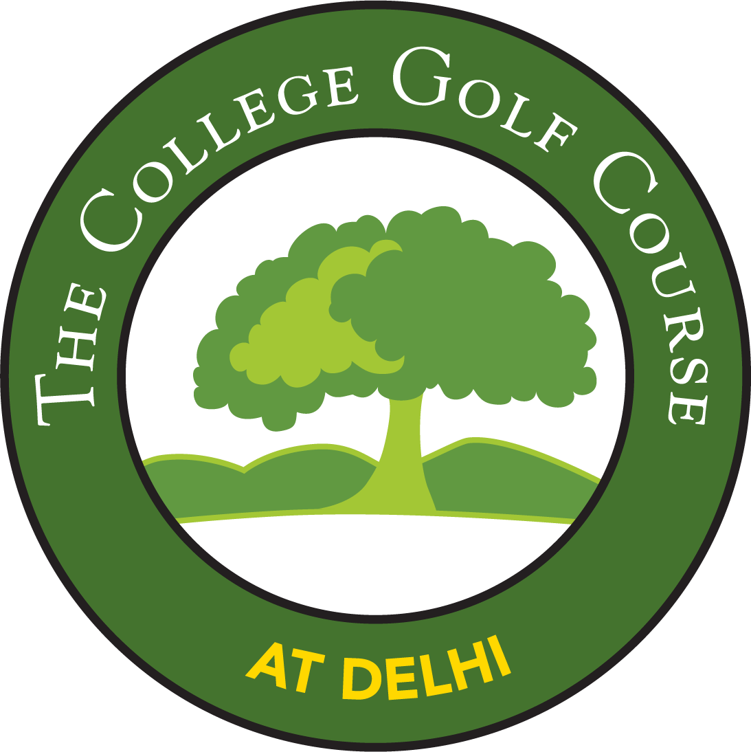 The College Golf Course at Delhi
